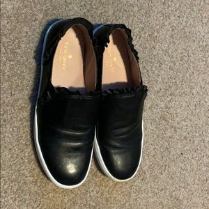KATE SPADE Leather sneakers
